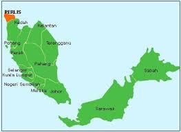 Perlis Map